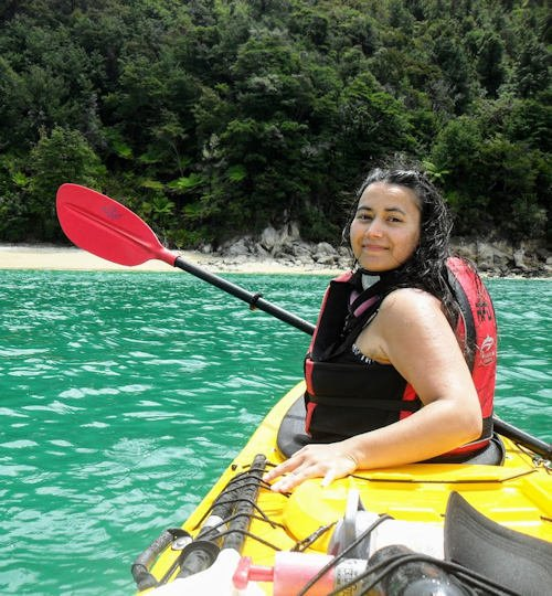 Marahau kayaking