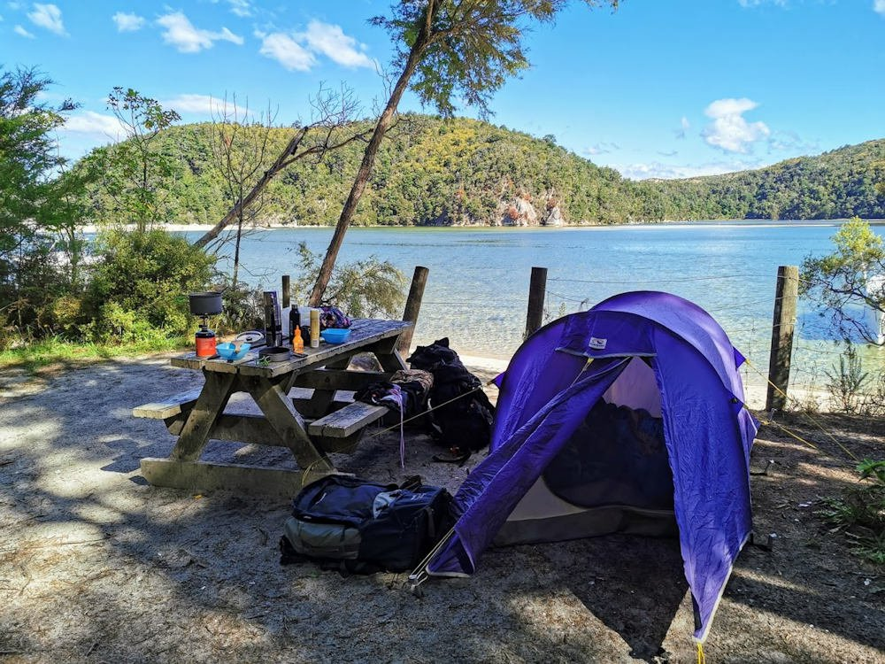 Torrent Bay Campsite